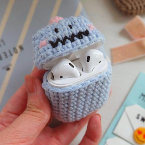 AirPods Case - Knitted Collection - Dinosaur