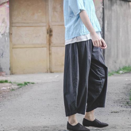 Casual Zen Linen Pants