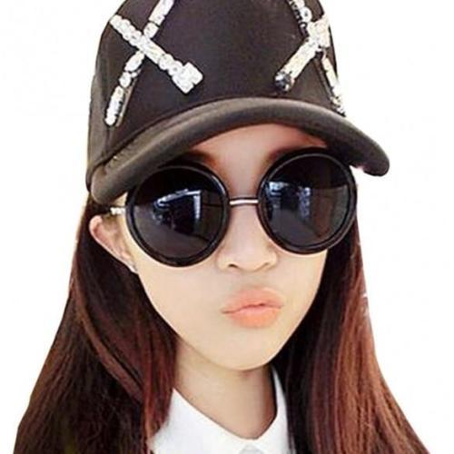 Hot Cool Vintage Style Unisex Sunglasses Restoring Round Frame 4 Colors