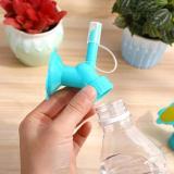 2 In 1 Plastic Sprinkler Nozzle For Flower Waterers Bottle Watering Sprinkler Portable Household Potted Plant Waterer