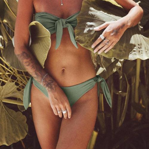 Hot tie-up Bikini Set
