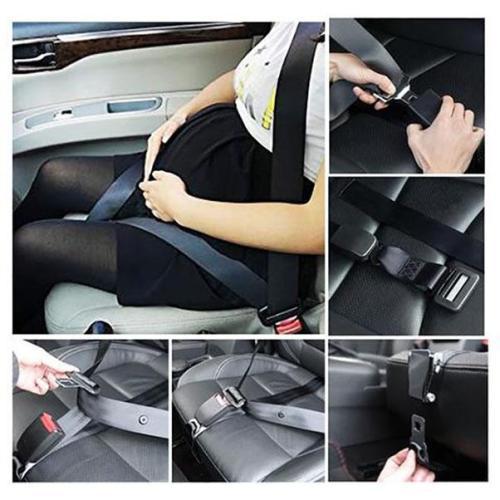Pregnant Woman Car Seat Belt Adjuster