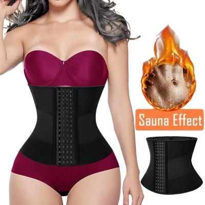 Women Waist Trainer Corset Trimmer Belt Body Shaper Cincher Neoprene Waist Shaper Sport Girdle Faja Shapewear Slimming