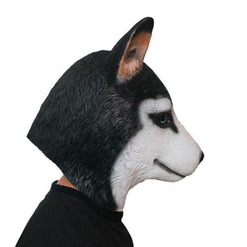 Husky Dog Masks Party Cosplay