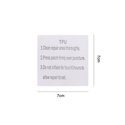 Waterproof Transparent Cloth Patches Self Adhesive Nylon Sticker Outdoor Tent Jacket Repair Tape Patch Sports Accessories