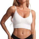 EBUYTIDE Sport Bra Women Underwear Sexy Bralette Push Up Bra Women's Lingerie Seamless Bras Top Female Invisible Bra Without Underwire