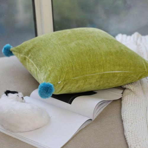 Plush Pillowcase