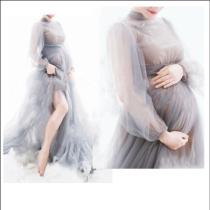 Sexy Mammy According To Pictorial Dress According To Maternity Dress Gauze Skirt