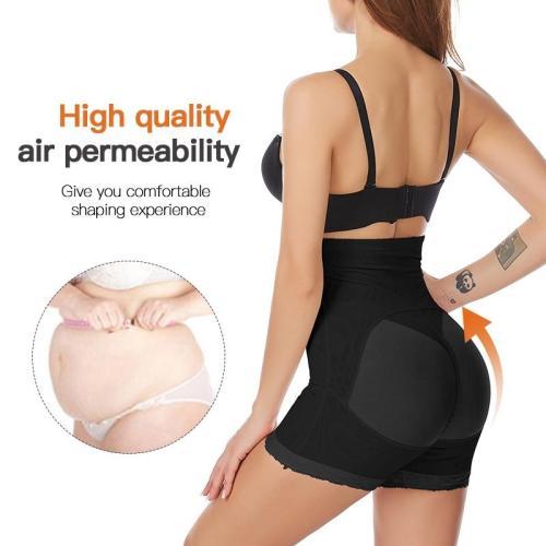 New Big Size Waist Trainer Slimming Bodyshaper Control Panties Shapewear Exploded High-waist Lap Body Shaper