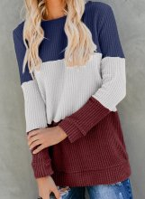 Miller Colorblock Cozy Thermal Top