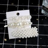Korea Style Pearls Hair Pins Set for Women Lady Girls Hair Clip Pin Barrette Headwear Hairpins Hair Accessories Hair Ornament