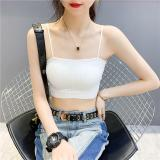 Women Crop Top Camisole Tank Tops Sleeveless Vest