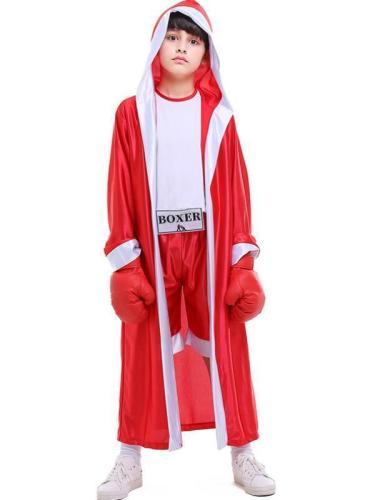 Children's Sportswear Boxer Boxing Match Clothes