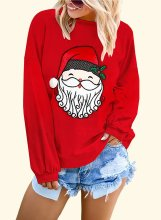 Santa Claus Christmas Sweatshirt