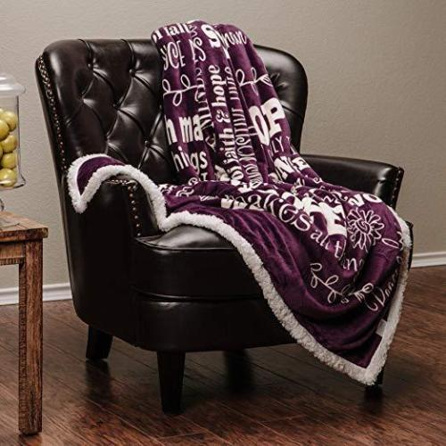Healing Thoughts Blanket