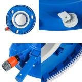 Swimming Pool Suction Vacuum Head Brush Cleaner Above Ground Cleaning Tool Pool Suction Head Pool Accessories For Spa Pond