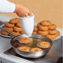 Magic Fast Plastic Donut Maker Waffle Molds Kitchen Accessory Bakeware Doughnut Maker Cake Mold Biscuit Cookies Diy Baking Tool