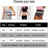 Waist trainer Women Tummy Control Butt Lifter Shapewear High Waist Shaper Shorts Thigh Slimmer Girdle Slimming Panties with Hook