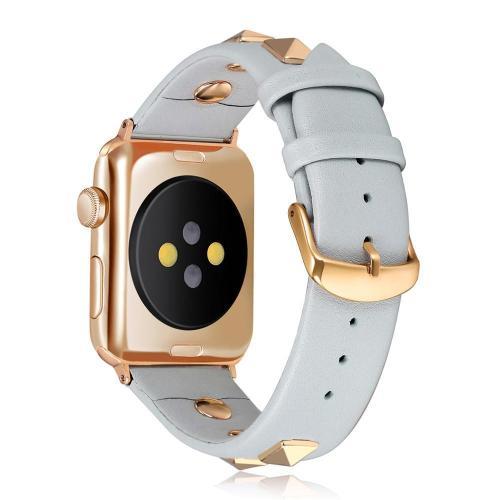 Apple Watch Luxury Rivet Style Buckle Watchband
