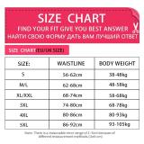 Waist trainer Women Tummy Control Butt Lifter Shapewear High Waist Shaper Shorts Thigh Slimmer Girdle Slimming Panties with Hook