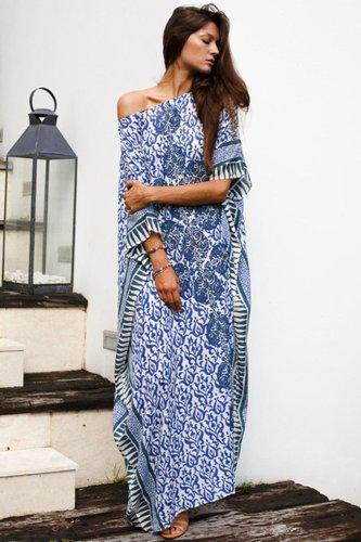 Beach Dress, Cover Up, Kaftan Dress, Turkish Delight