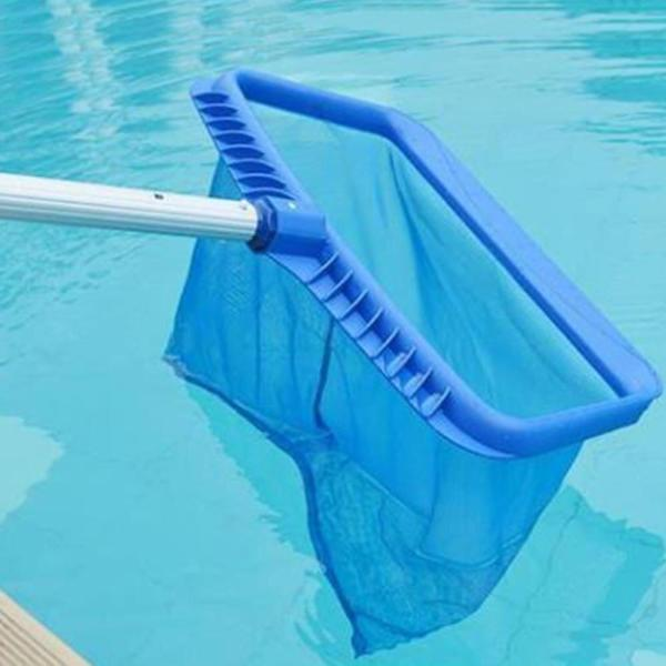 Swimming Pool Tool Shallow/Deep Water Fishing Net Pool Cleaning Equipment Home Outdoor Fishing Net Supplies
