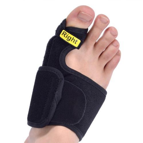 2pcs Soft Bunion Corrector Toe Separator Splint Correction System Medical Device Hallux Valgus Foot Care Pedicure Orthotics new