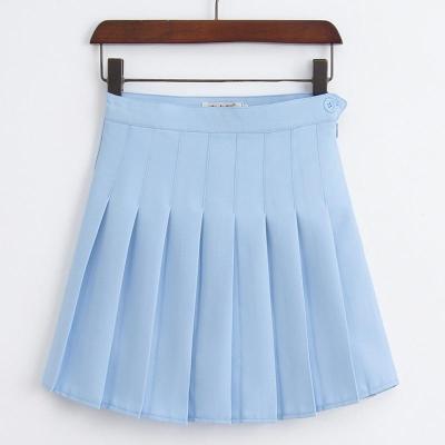 High Waist White Tennis Skorts Women Sports Skirts With Shorts Falda Pantalon Ladies Active Wear Girls A Lattice Tenis Mujer