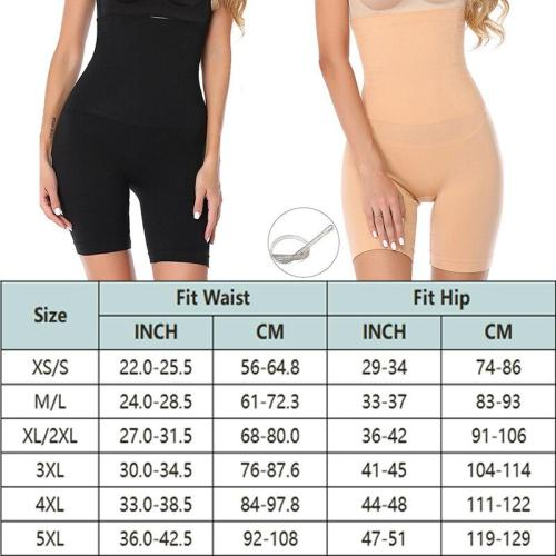 Waist Trainer Women Body Shaper Slimming Underwear Seamless Shapewear Tummy Control High Waist Panties Modeling Butt Lifter