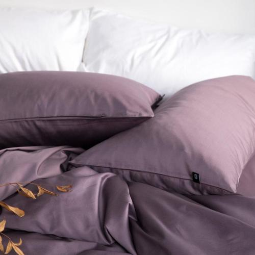Long Staple Cotton Pillowcase Plain