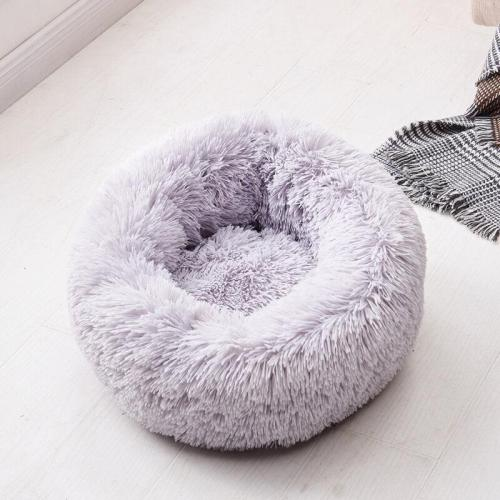 Round Dog Bed