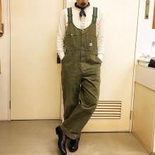 Fashion Men's Pure Colour Patch Pocket Jumpsuit