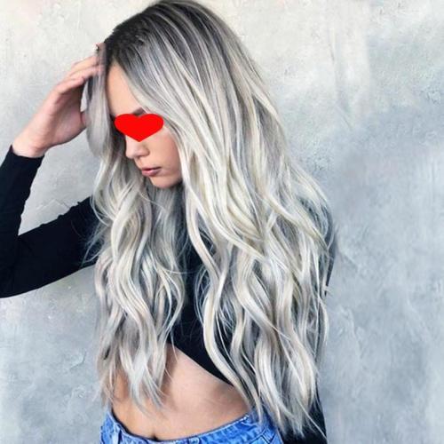 Long Wavy Medium Haircut Synthetic Wigs