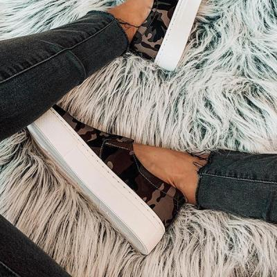 EBUYTIDE Women's Casual Slip-on Sneakers