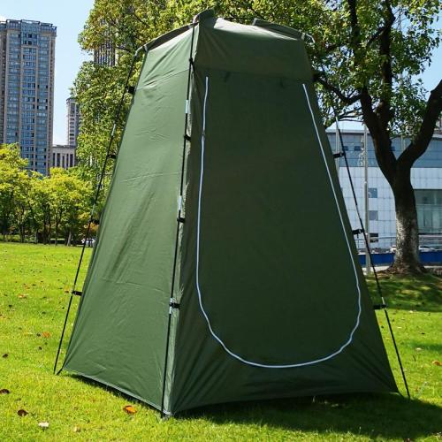 Beach Tent Outdoor Fishing Changing Tent Bathing Warm Tent Outdoor Swimming Changing Room Mobile Toilet Tent Toilet Tents for Camping