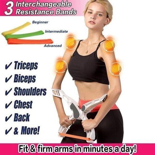 New Arm Strength Exerciser