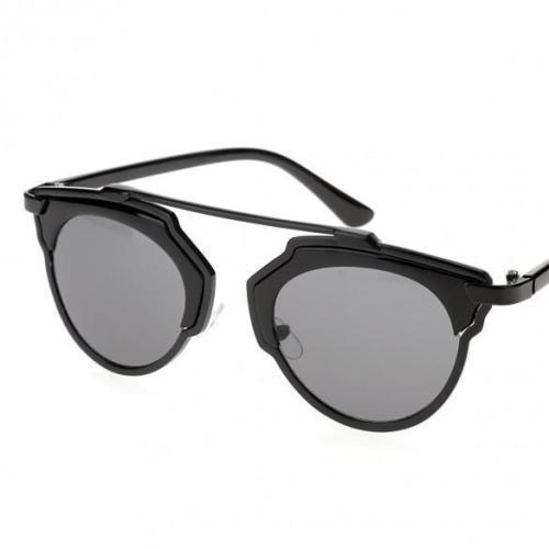 Stylish Modify Glasses Outdoor Casual Retro Sunglasses