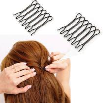 2 Pack Japan Style Bangs Hair Clips Tools Front Hair Comb Clips Hairpin Hairclips Bobby Pins Hair Styling Tools Accessories