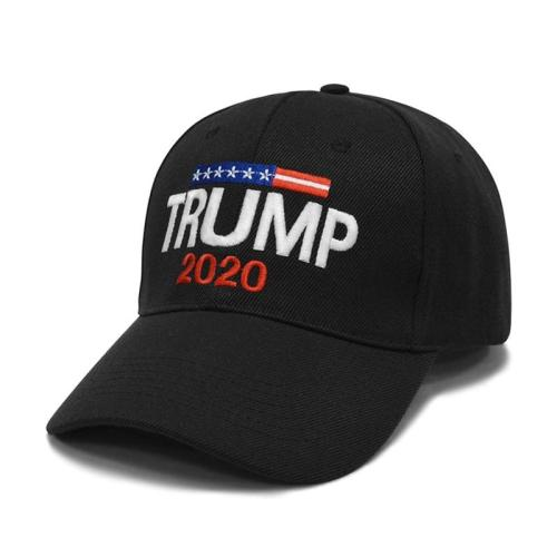 American President Election Baseball Cap Adjustable Cotton Hat Outdoor Sports Headwear