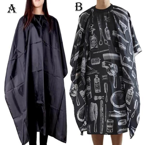 Salon Hairdressing Cape Hairdresser Hair Cutting Gown Barber Cape Hairdresser Cape Gown Cloth Waterproof Hair Cloth d2