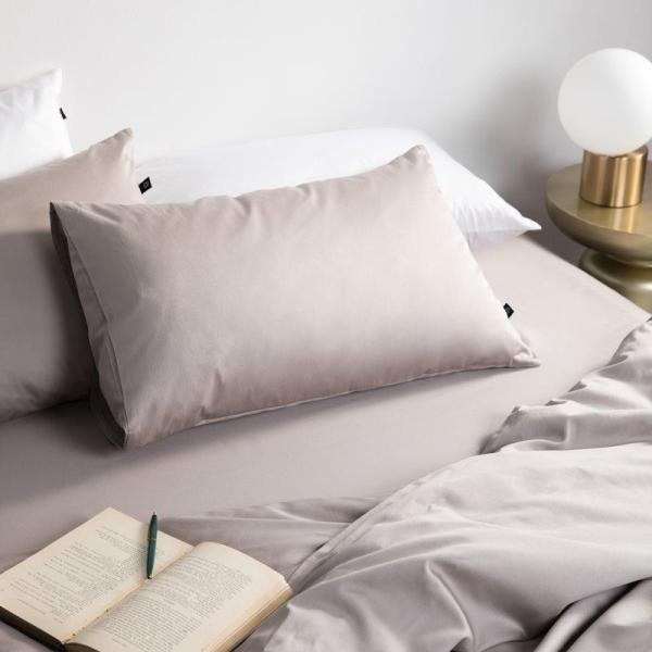 Long Staple Cotton Plain Pillowcase