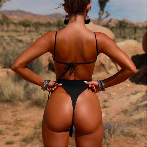 Sexy Busty Bikini Set