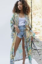 Boho Robe, Kimono Robe, Beach Cover Up,  Missy Willow