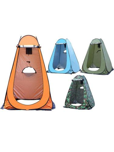 Pop Up Pod Changing Room Privacy Tent Instant Portable Outdoor Shower Tent Camp Toilet Rain Shelter for Camping and Beach