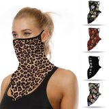 3D Solid Bandana Buffs Neck Gaiter Headband Cycling Fishing Balaclava Mask Scarf Bandana Femme Outdoor Headwear June 24th