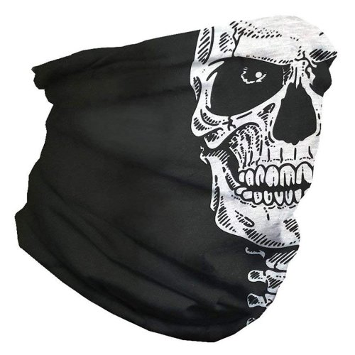 Motorcycle Face Mask Cycling Head Scarf Neck Warmer Ski Balaclava Headband Neutral Outdoor Face Mask May 25th