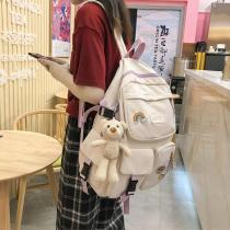 Japanese Campus Women's Backpacks for Girls Harajuku Mori Schoolbag Female Student Junior High School Backpack Women Luxury 2020