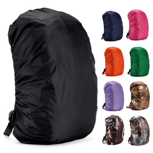 35 / 45L Adjustable Waterproof Backpack Rain Cover Portable Ultralight Bag Case Raincover Protect for Outdoor Camping Hiking