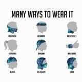 Windproof Magic Scarf Cycling Ski Seamless Balaclava Headwear Neck Gaiter Hiking Mask Bandanas May 27th