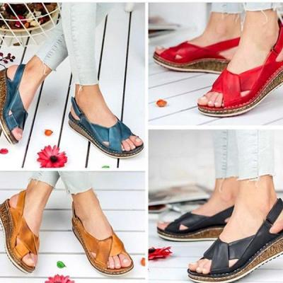 Women Open Toe Summer Sandals